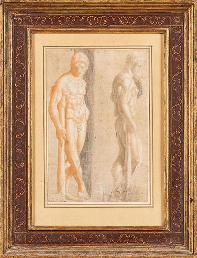 Jacopo Da Carucci Pontormo, 'Untitled (study of a male nude)'
