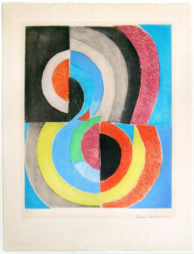 Sonia Delaunay, 'Composition', 1970