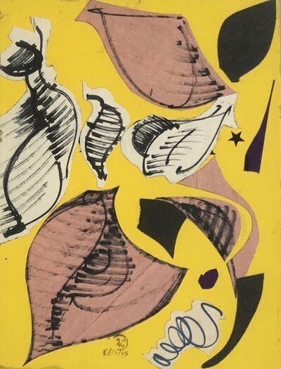 William H. Littlefield, 'Floral', 1964
