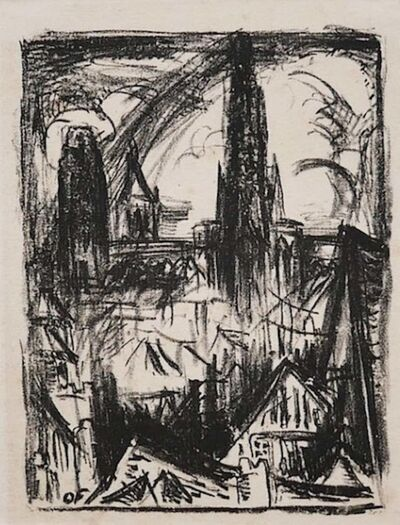Achille Emile Othon Friesz, 'City ', 1960s