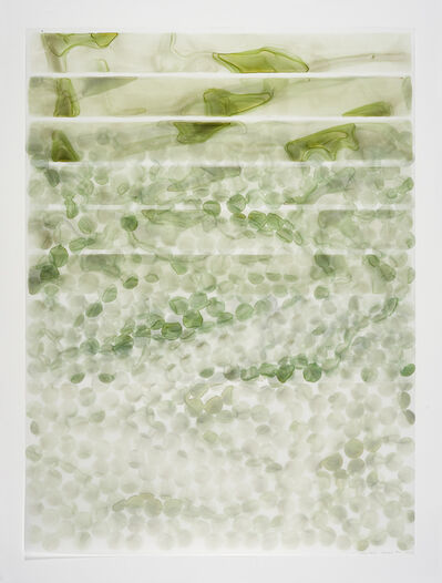 Dara Mark, 'Watergreen Flow', 2011