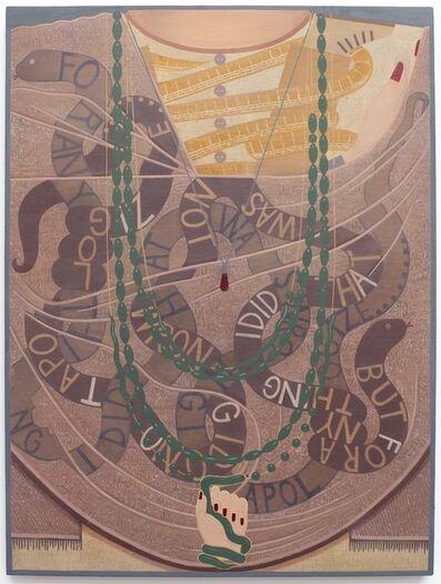Michael Stamm, 'Snake Shawl', 2017