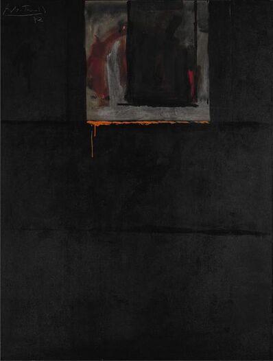 Robert Motherwell, 'Royal Dirge', 1972