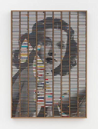 Gregor Hildebrandt, 'Bye bye trio (Lamarr)', 2020
