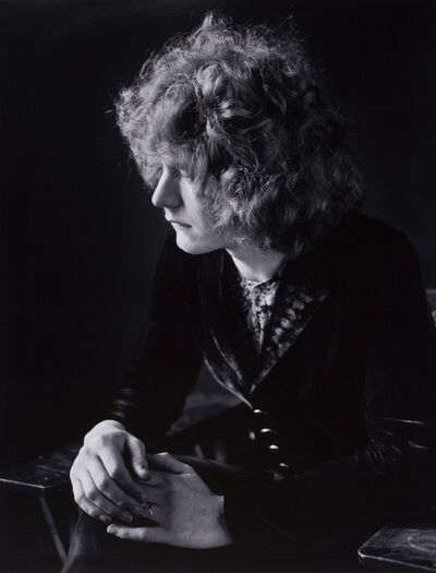 Herb Greene, 'Robert Plant', 1968
