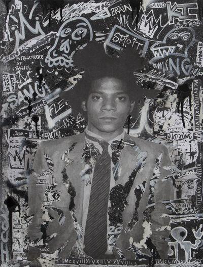 Mad One, 'Samo (Basquiat)', 2018