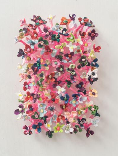 Stefan Gross, 'Daisynet - pink', 2019