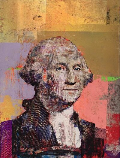 Houben R.T., '$1 George Washington', 2017