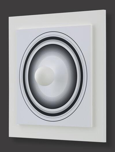Antonio Asis, 'Asistype 3 - boule sur cercle', 2016