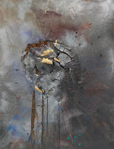 John M. Armleder, 'Longhin', 2012