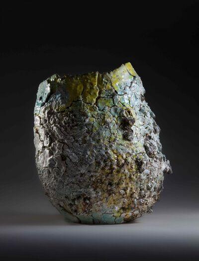 Aneta Regel, 'Raining Stone 5', 2017