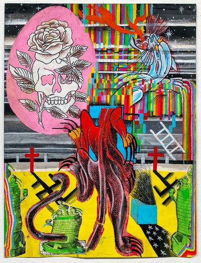 Salty Walt McDonald, 'Multi Dimensional Love Machine', 2020