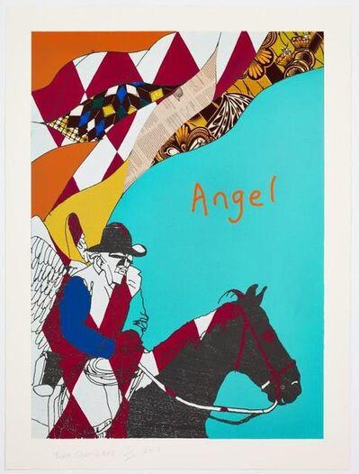 Yinka Shonibare CBE, 'Cowboy Angel I', 2017