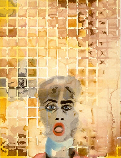 Francesco Clemente, 'Self Portrait', 1989