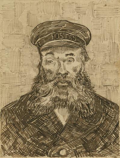 Vincent van Gogh, 'Portrait of Joseph Roulin', 1888