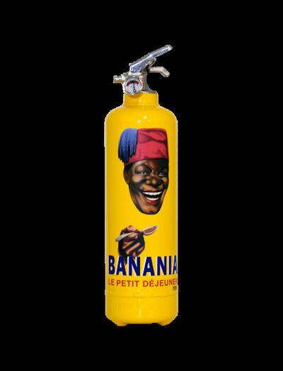 Jaler Fine Art, 'Extinguisher design BANANIA 1915', 2021