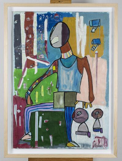 Albano Cardoso, 'Moi-et-2', 2016