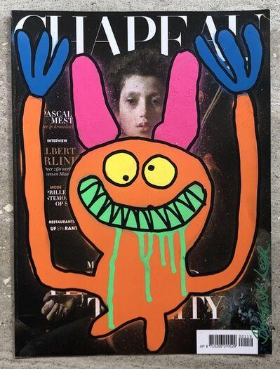 Bortusk Leer, 'Chapeau Monster', 2019
