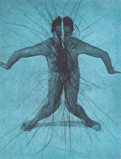 Arnulf Rainer, 'Bodypose 1 (E.A.)', 1971/72