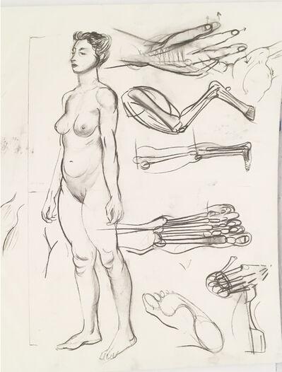 Thomas John Carlson, 'Nude 3', ca. 2018