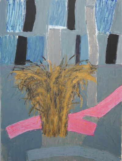 Robert Solomon, 'bush with sky', 2018