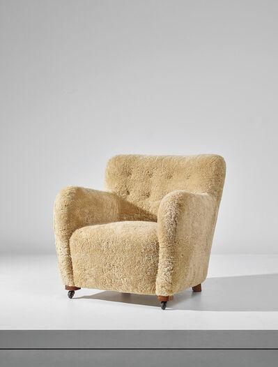 Flemming Lassen, 'Third armchair', circa 1935