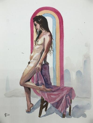 Matthew Goodall, 'She's a Rainbow', 2018