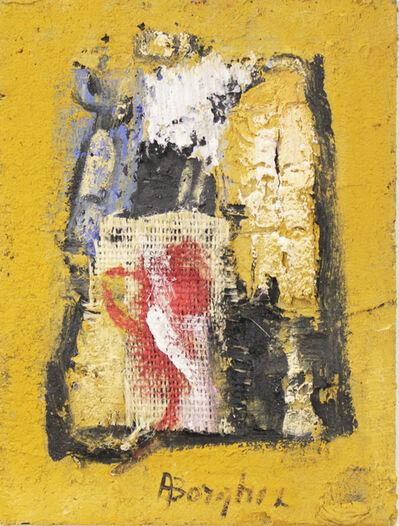 Alfonso Borghi, 'La théorie des sensations', 2005