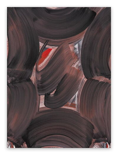 Anne Russinof, 'Drama Queen (Abstract painting)', 2016