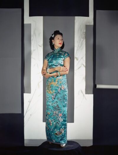 Horst P. Horst, 'Madame Wellington Koo, New York', 1943