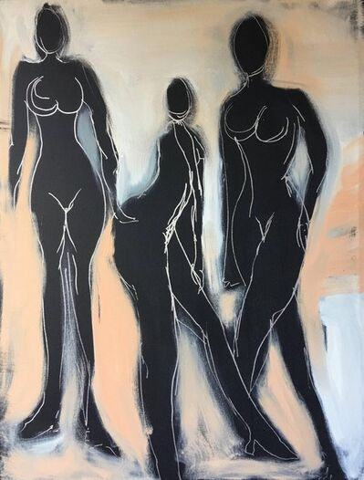 """Shane Townley, '""""Womans Rights II""""', 2016"""