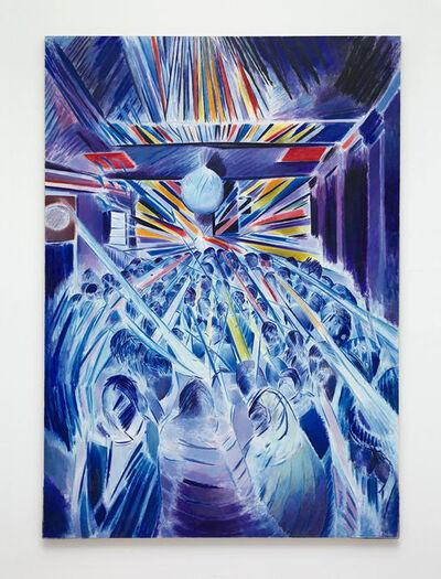 Denzil Forrester, 'Dub Strobe 1', 1990