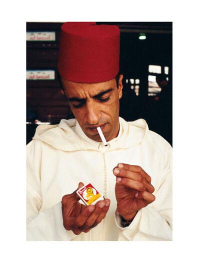 Hassan Hajjaj, 'Untitled (D3B)', 2000