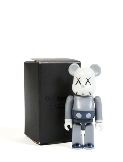 KAWS, 'Bearbrick 100% (Grey)', 2006