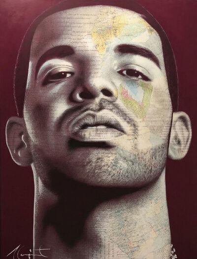 André Monet, 'Drake', 2018