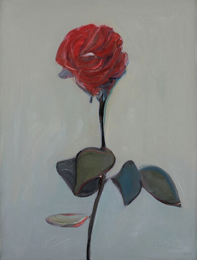 Gregory Kondos, 'A Rose is A Rose', 2017