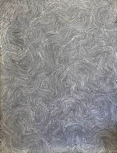 Warlimpirrnga Tjapaltjarri, 'Untitled', 2018