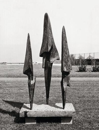 Alicia Penalba, 'Trilogía', 1965
