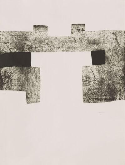 Eduardo Chillida, 'Zubi Aundi (Big Bridge)', 1989
