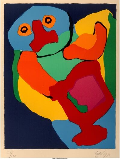Karel Appel, 'Dancing Man', 1970