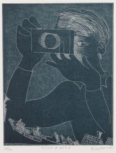 Charles Blackman, 'Night and Day I', 0000