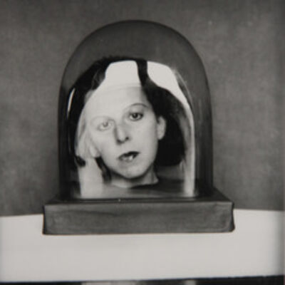 Claude Cahun, 'Self Portrait', 1925