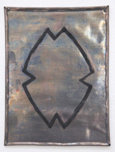 Mari Andrews, 'Graphiteflint Lead', 2016