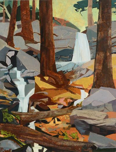 Mariella Bisson, 'Homer's Falls', 2015