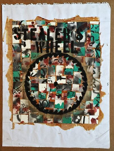 Grace Hartigan, 'Stealer's Wheel ', ca. 1997
