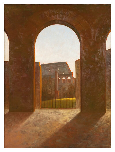 Edward Rice, 'Rome'