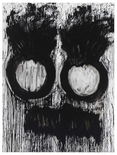 Joyce Pensato, 'Groucho Nate', 2015