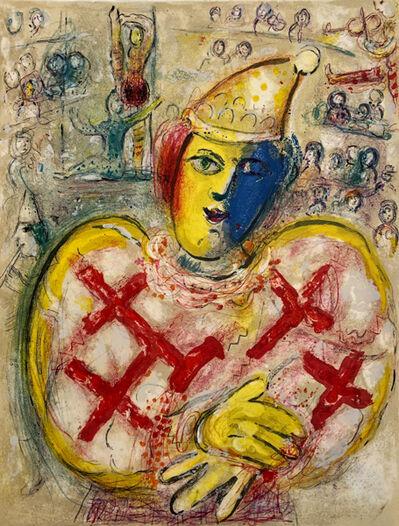 Marc Chagall, 'Le Cirque M. 499', 1967