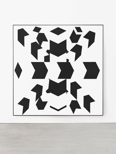 Allan D'Arcangelo, 'Constellation', 1970