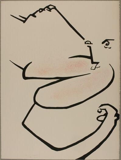 David Hare, 'Cronus There', 1972